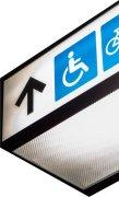 bordje gehandicapten