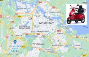 scootmobiel kopen amsterdam
